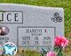 Profile photo:  Jeanette Rose <I>Williams</I> Price