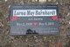 Lorna May <I>Austin</I> Barnhardt