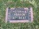 Victoria <I>Tschimperle</I> Yerken