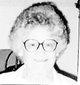 Profile photo:  Bessie Mae <I>Lewis</I> Hufford