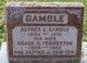 Profile photo:  Alfred E Gamble