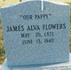 James Alva Flowers