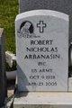 Profile photo:  Robert Nicholas Arbanasin