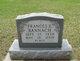 Profile photo:  Frances E. Bannach