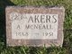 A McNeall Akers
