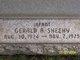 Gerald A. Sheehy