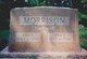 Ora Ethel <I>Bledsoe</I> Morrison