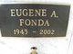 Profile photo:  Eugene Anthony Fonda