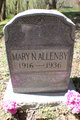 Mary Naomi Allenby