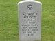 Profile photo:  Alfred R Allison