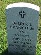 Profile photo:  Jasper L Branch, Jr