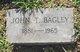 John T Bagley