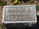 Profile photo:  Cassie <I>Gassman</I> Arnold