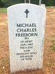 "Michael Charles ""Mick, Mickey"" Freeborn"