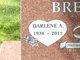 Profile photo:  Darlene Ann <I>Crites</I> Bremer