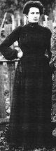 Profile photo:  Agnes E. <I>Morrison</I> Clauson
