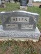 Bertha Lillian <I>Swendal</I> Allen