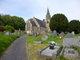Mostyn Christ Church Churchyard