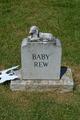 Profile photo:  Baby Rew