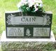 Ina Margaret <I>Fuller</I> Cain