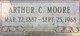 Arthur C Moore