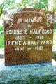 Irene Alice Halfyard