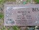 "Profile photo:  Henry ""Bud"" Bishop"
