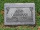 Profile photo:  Alma <I>Hellmann</I> Eilermann