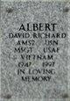 Profile photo:  David Richard Albert
