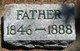 """Profile photo:  """"Father"""" Brockway"""