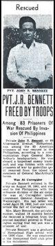 Corp John R Bennett