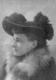 Profile photo:  Dora Sherman <I>Perkins</I> Ridgely