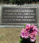 Profile photo:  Doris Marie <I>O'Neal</I> Barnard