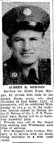 Profile photo:  Albert Royal Morgan