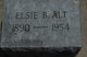 Elsie B. Alt