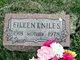 Profile photo:  Eileen I. Niles