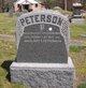 Profile photo:  Albert C. Peterson