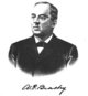 Profile photo:  Abraham P. Beachy