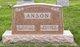 Augusta M. <I>Stetzel</I> Anson