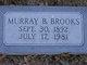 Murray B Brooks