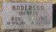 """Profile photo:  """"Baby Boy"""" Anderson"""