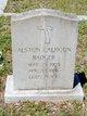 Profile photo:  Alston Calhoun Badger, Sr