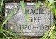 Macie Marie Fike