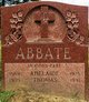 Profile photo:  Adelaide Abbate