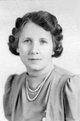 """Profile photo:  Esther Elizabeth """"Betty"""" <I>Swarthout</I> Crites"""