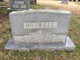 Bessie <I>Talbott</I> Boswell