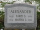 Harry B Alexander