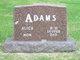 Profile photo:  Alice Bernice <I>Wilger</I> Adams