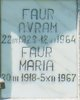 Maria Faur