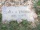 Clara Hildegard <I>Alseen</I> Etchison